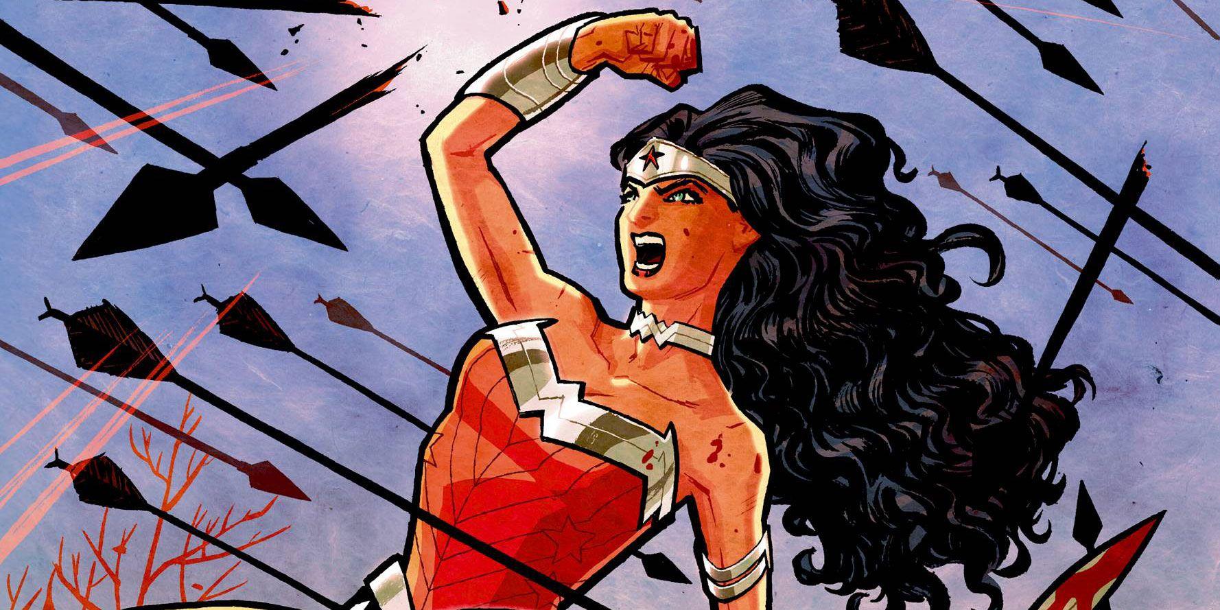 15 Fascinating Wonder Woman Facts