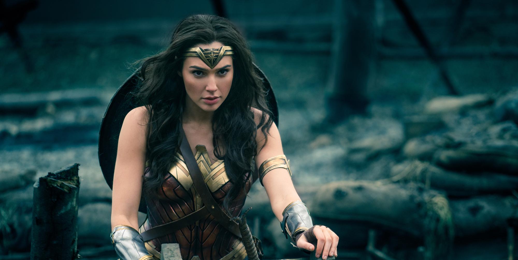 Wonder Woman Fighting Thor