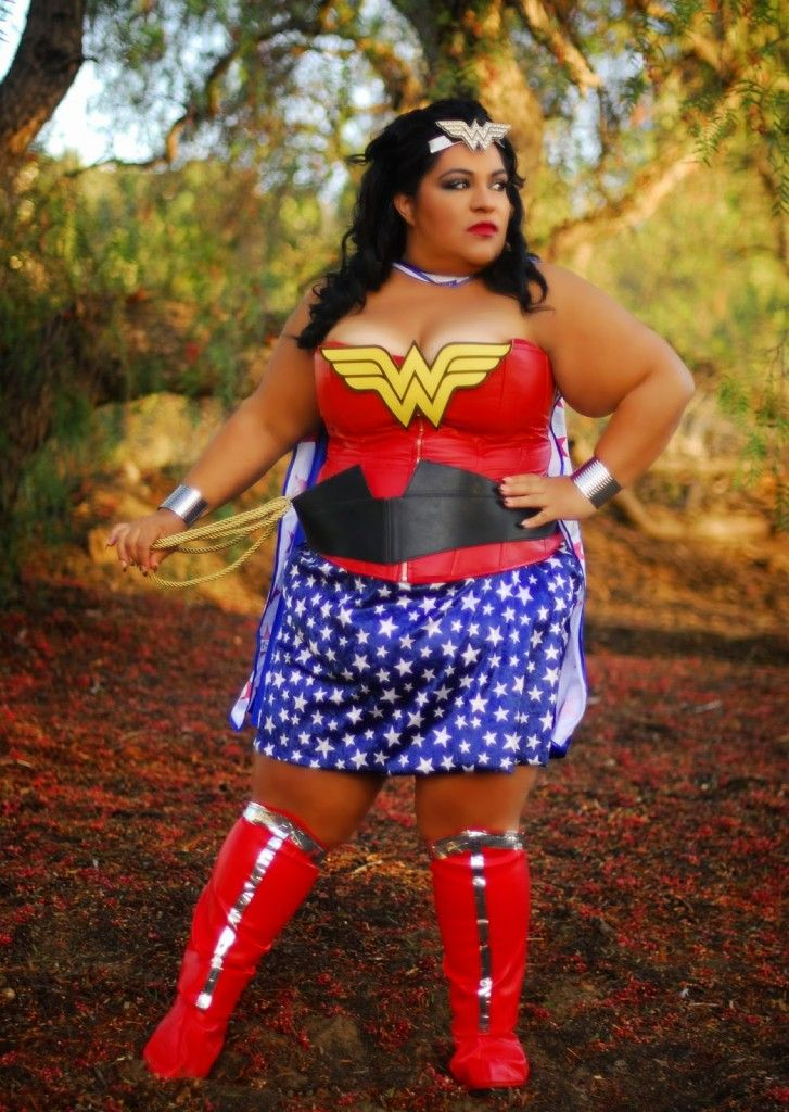 7b1431e5 26 Cheap Plus Size Womens Halloween Costume Ideas - Cute Costumes for Plus  Size Women
