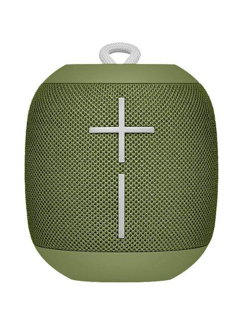 Ultimate Ears Wonderboom Bluetooth waterproof portable speaker, avocado green