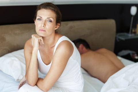 Stress damaging sex lives