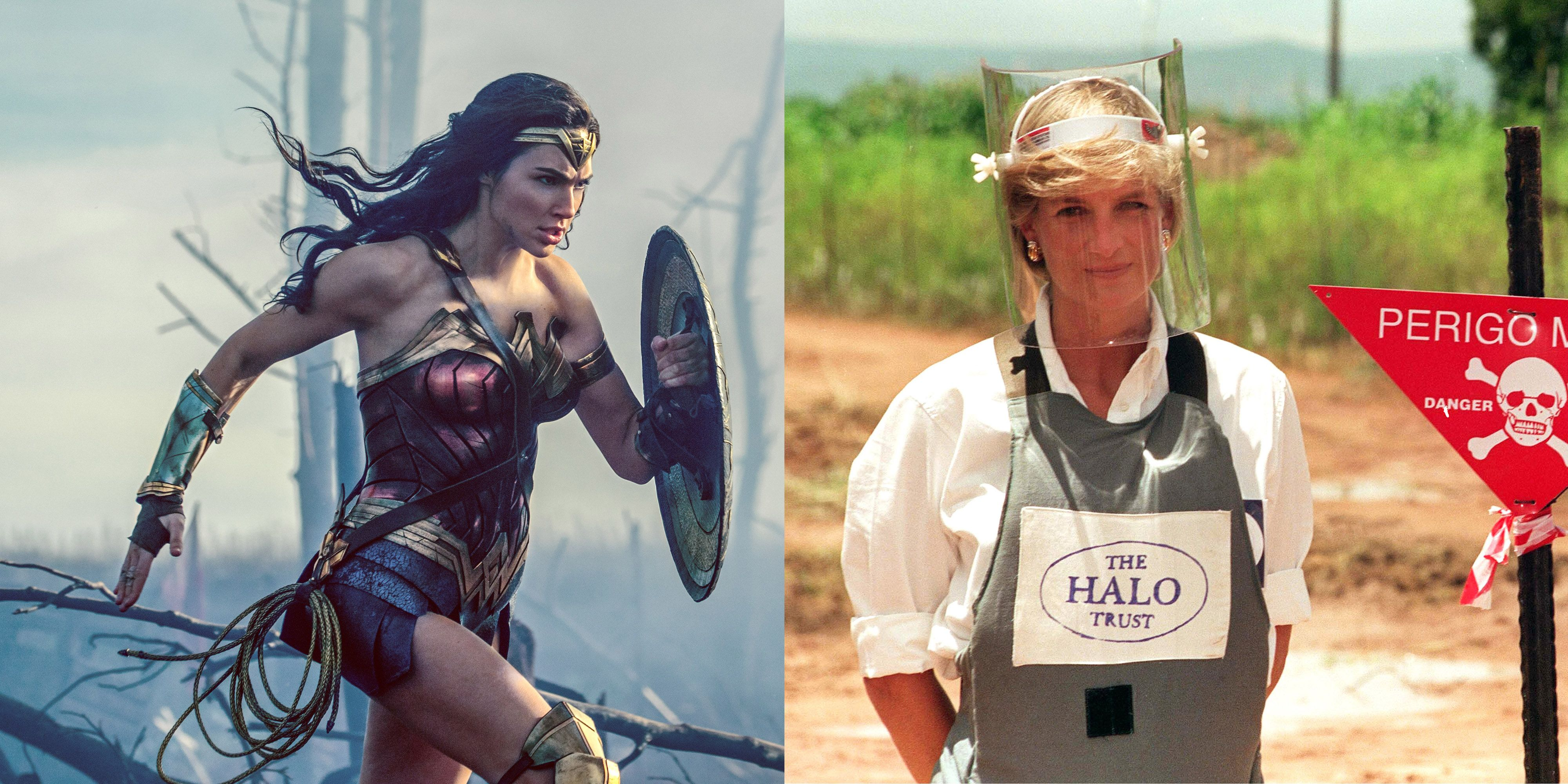 princess diana wonder woman