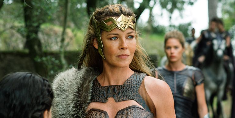 Connie Nielsen Wonder Woman Interview - Talking To The -1076