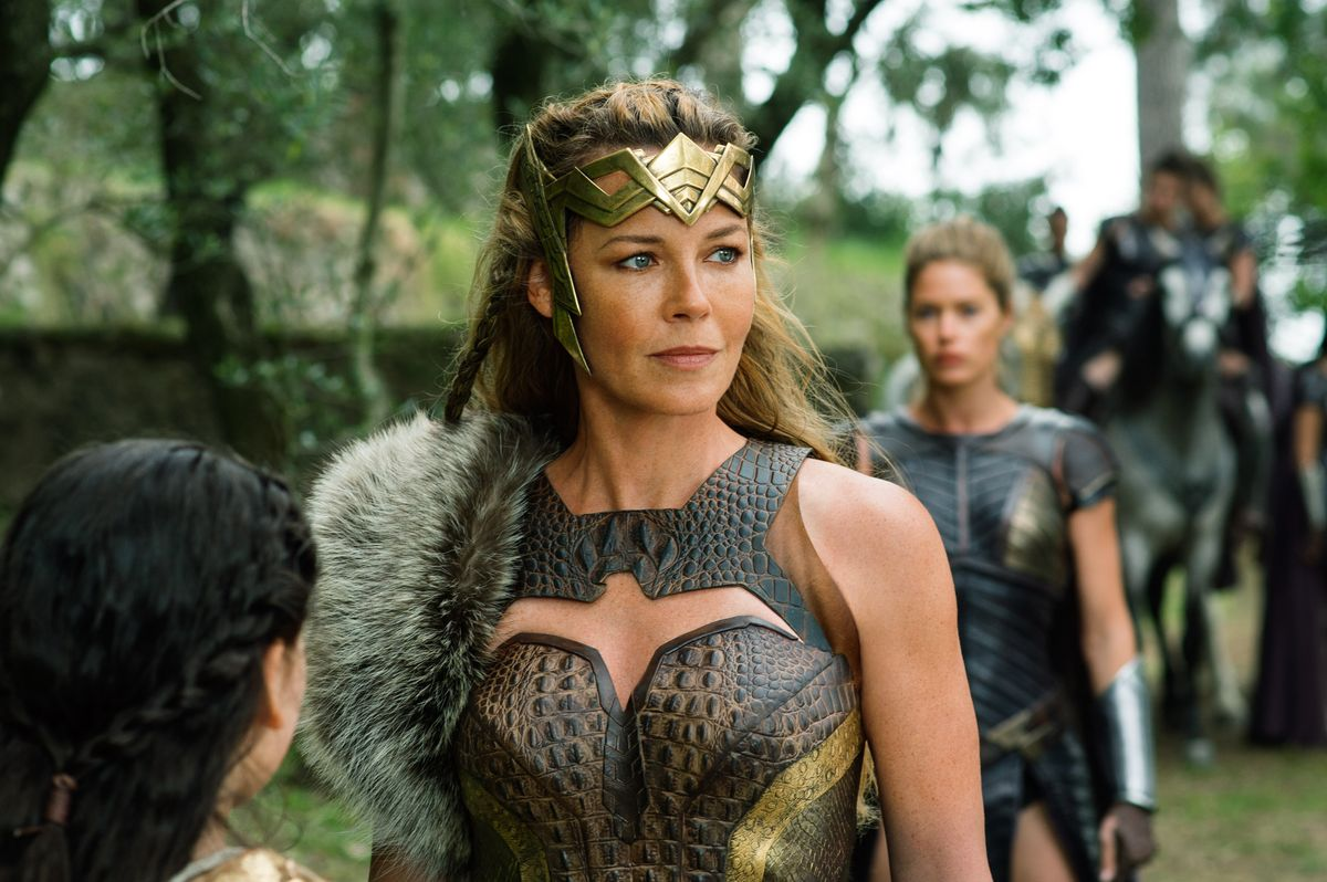 Connie Nielsen Wonder Woman Interview Talking To The Actress Who Played Hippolyta In Wonder Woman