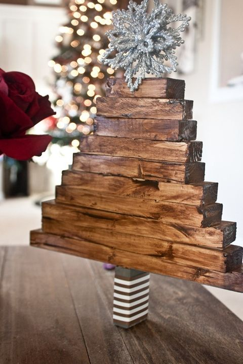 wooden christmas tree christmas wood crafts
