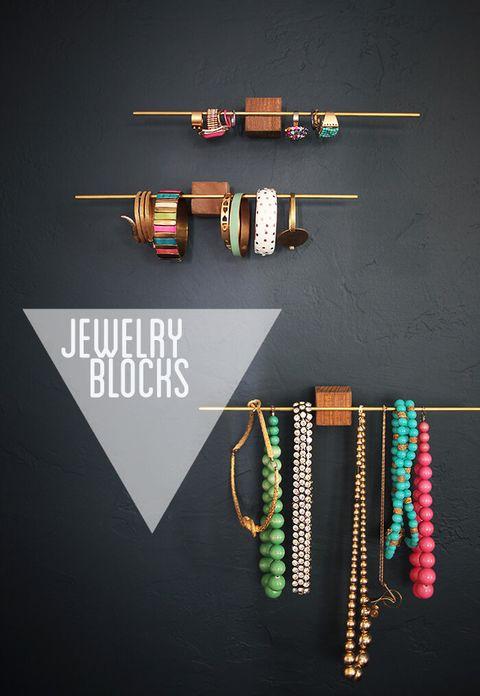 15 Jewelry Storage Ideas Diy Jewelry Storage