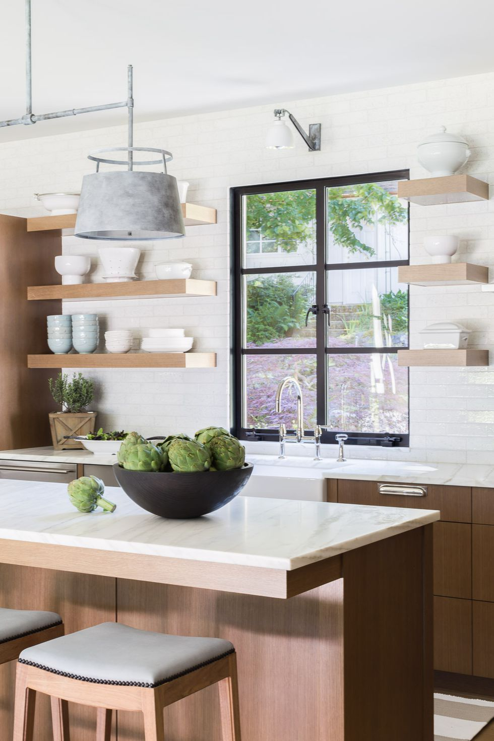 22 Charming Wood Kitchens Kitchens With Wood Finishes