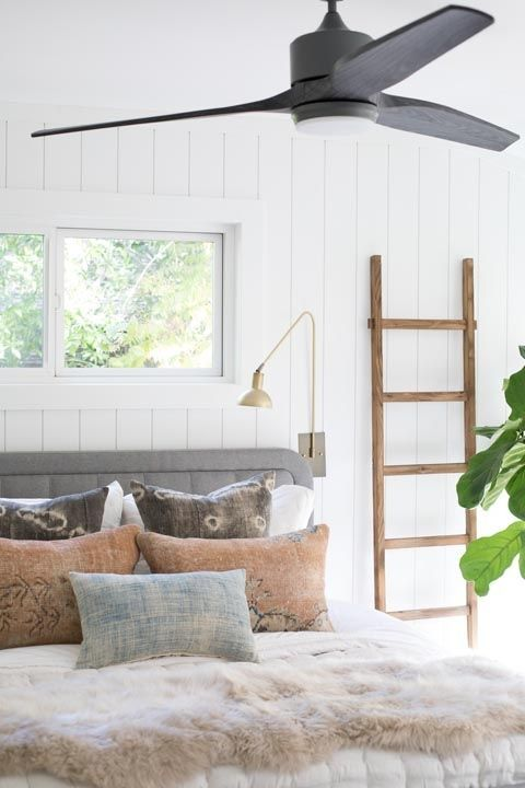 Painted Paneled Room: 11 Wood Wall Paneling Makeover Ideas