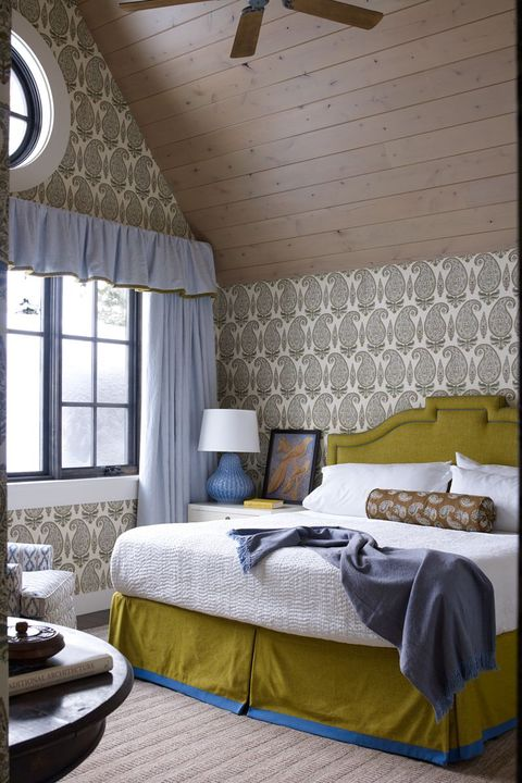 10 Creative Wood Paneling Ideas - Best Wood Wall Paneling Rooms