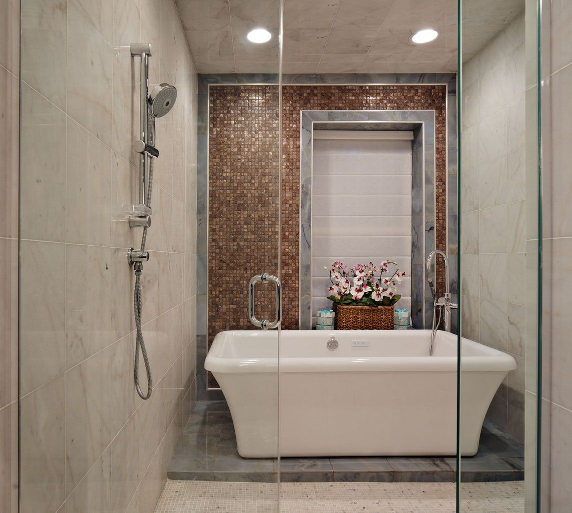 Great 33 Bathroom Tile Design Ideas   Tiles For Floor, Showers And Walls In  Bathrooms