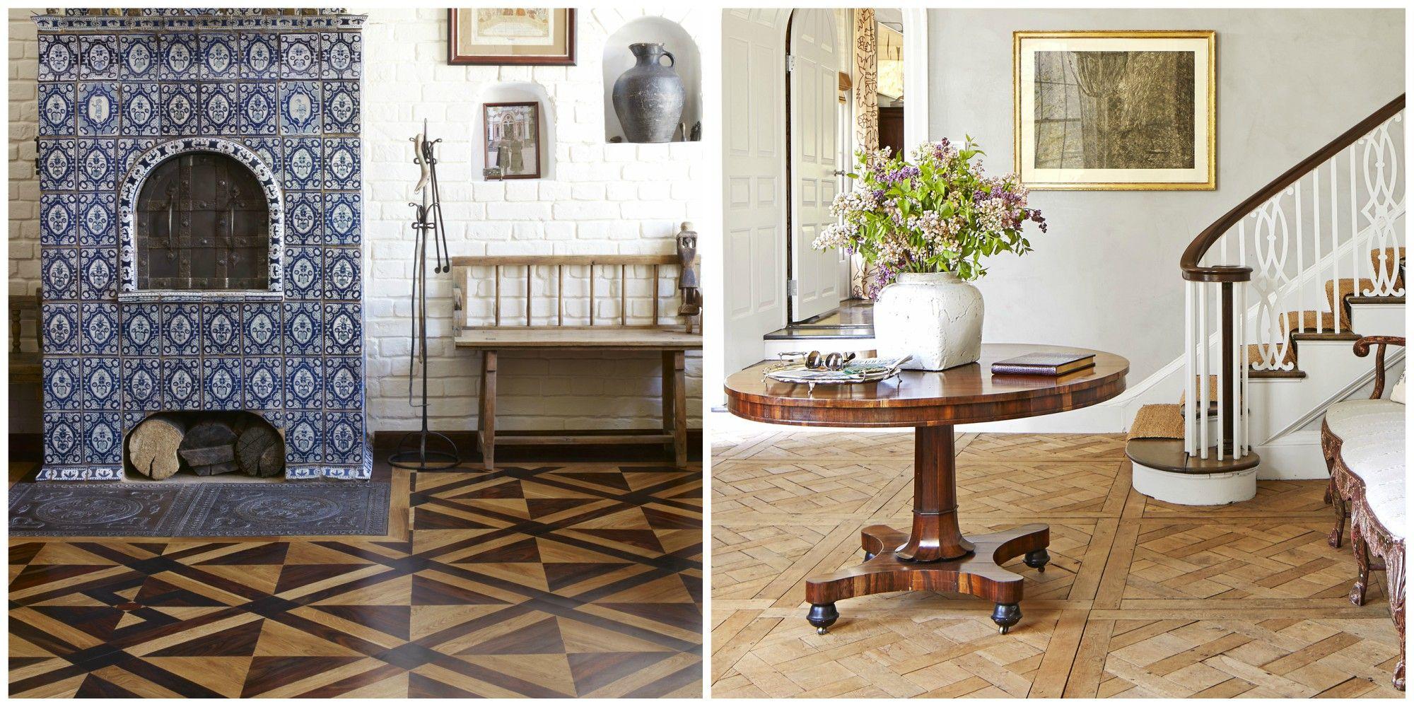 Image Result For Parquet Flooring Kitchen