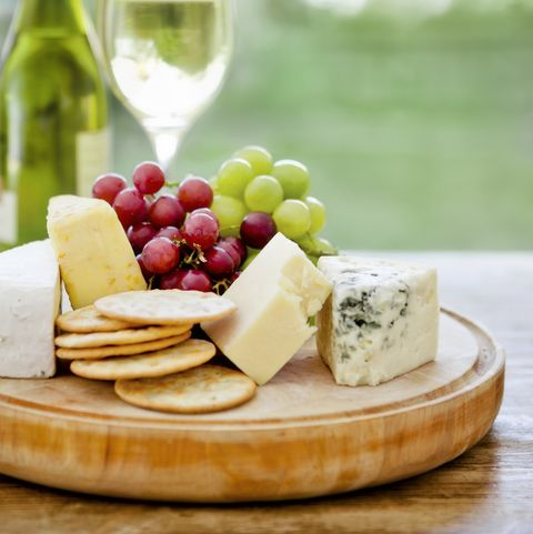 stay skinny secrets for women who never diet cheese grapes wine protein