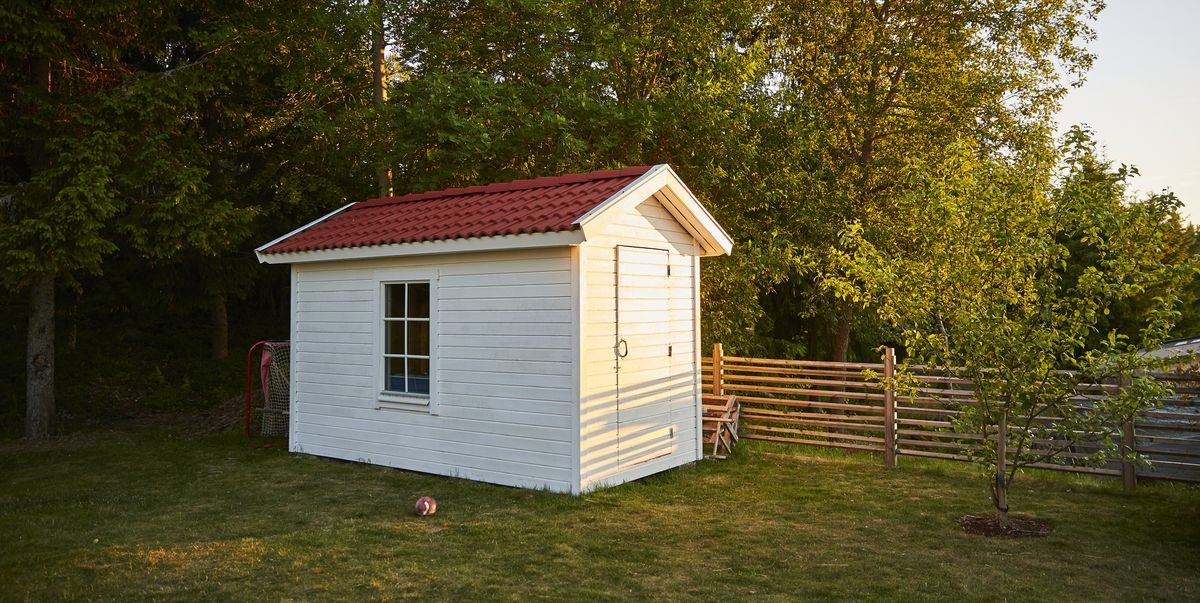 Diy Shed How To Build A