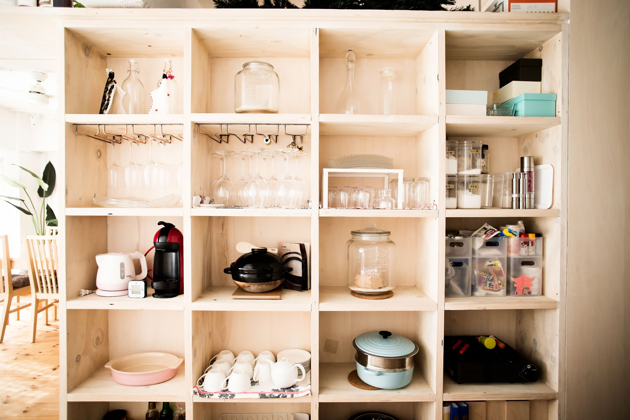 How to create the best storage solution for your home