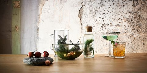 Still life photography, Still life, Interior design, Wall, Room, Flowerpot, Wood, Houseplant, Plant, Glass,
