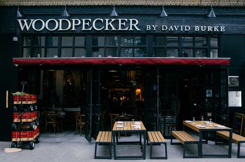 Wood David Burke Restaurant Open Holidays