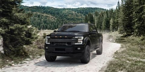 Roush Dresses Up 2020 Ford F-150 with Louder Exhaust ...