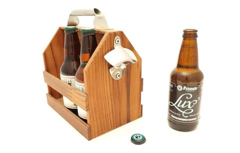 wood thumb six pack