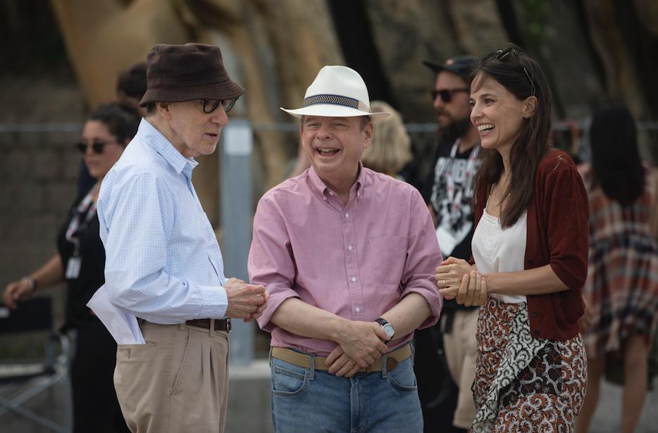 Primeras imágenes de 'Rifkin's Festival' de Woody Allen