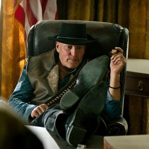Woody Harrelson, Zombieland: Double Tap trailer