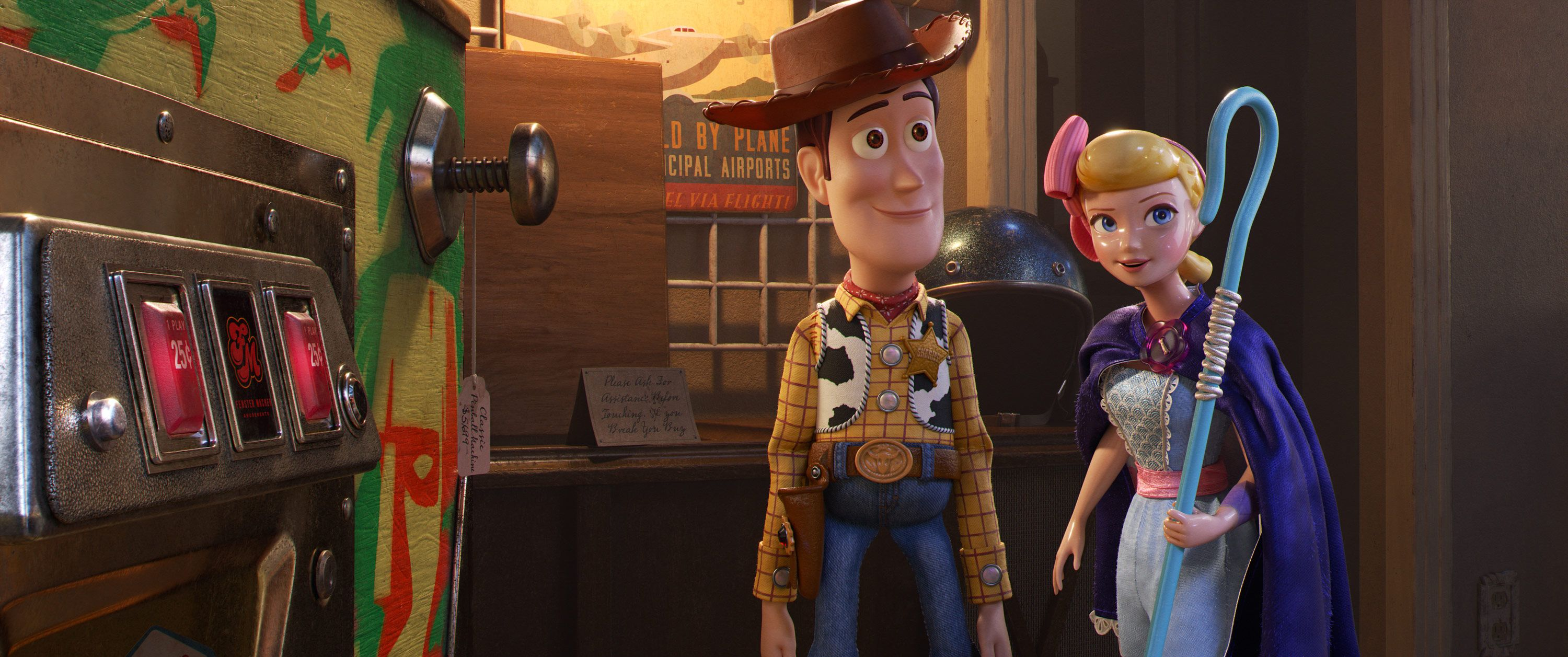 Toy Story 4 producer explains decision behind Woody and Buzz ending