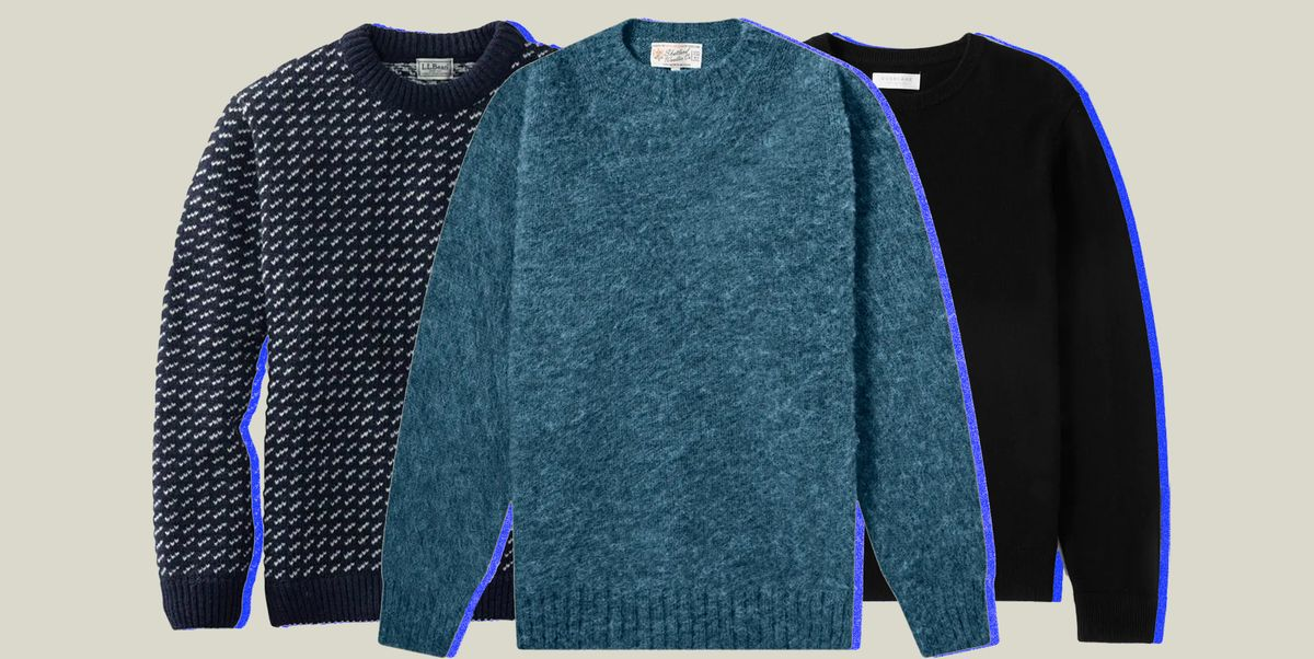 Wool Sweaters You'll Wish You Could Wear Year-Round