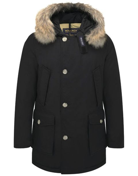 Clothing, Outerwear, Jacket, Fur, Hood, Coat, Black, Parka, Sleeve, Fur clothing,