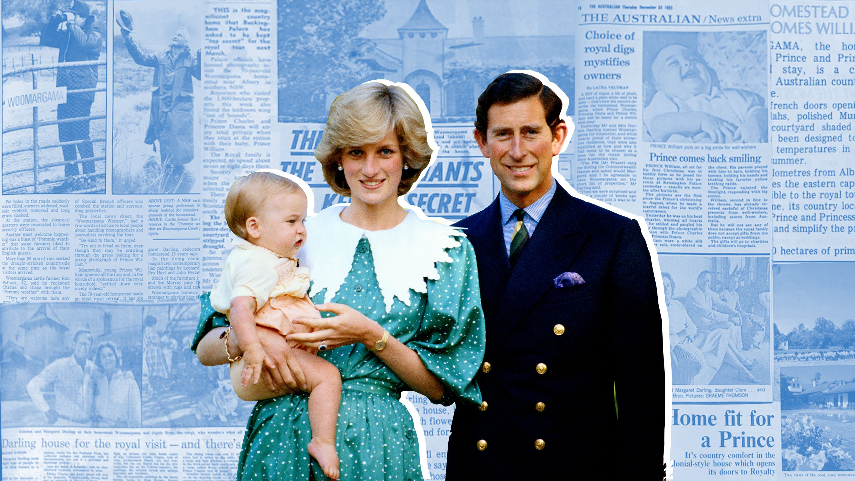g9dovvhaopymom https www townandcountrymag com society tradition a34633651 prince charles princess diana william australia royal tour woomargama station