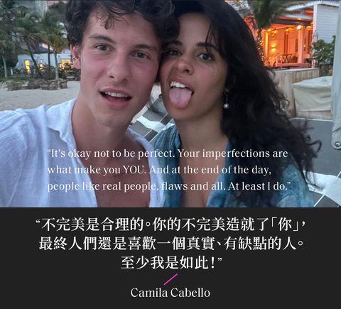 卡蜜拉卡貝羅camila cabello 中英文正能量名言