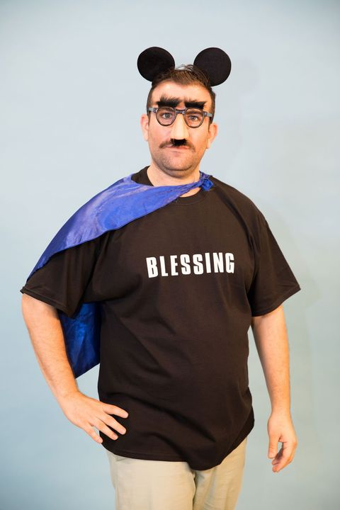 Work Appropriate Halloween Costumes - Blessing In Disguise Costume