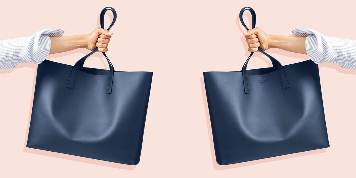 11 Stylish Work Bags That Mean Business
