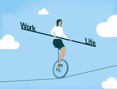 """""""仕事とプライベートの調和""""を意味する、ワークライフバランス。実際は「仕事が忙しすぎて、私生活がおろそかになっている」と言う声も。そこで今回、キャリアコーチであるリズ・ベントリー氏に届いたお悩みをもとに、「仕事と私生活を両立する方法」をお届けします!"""