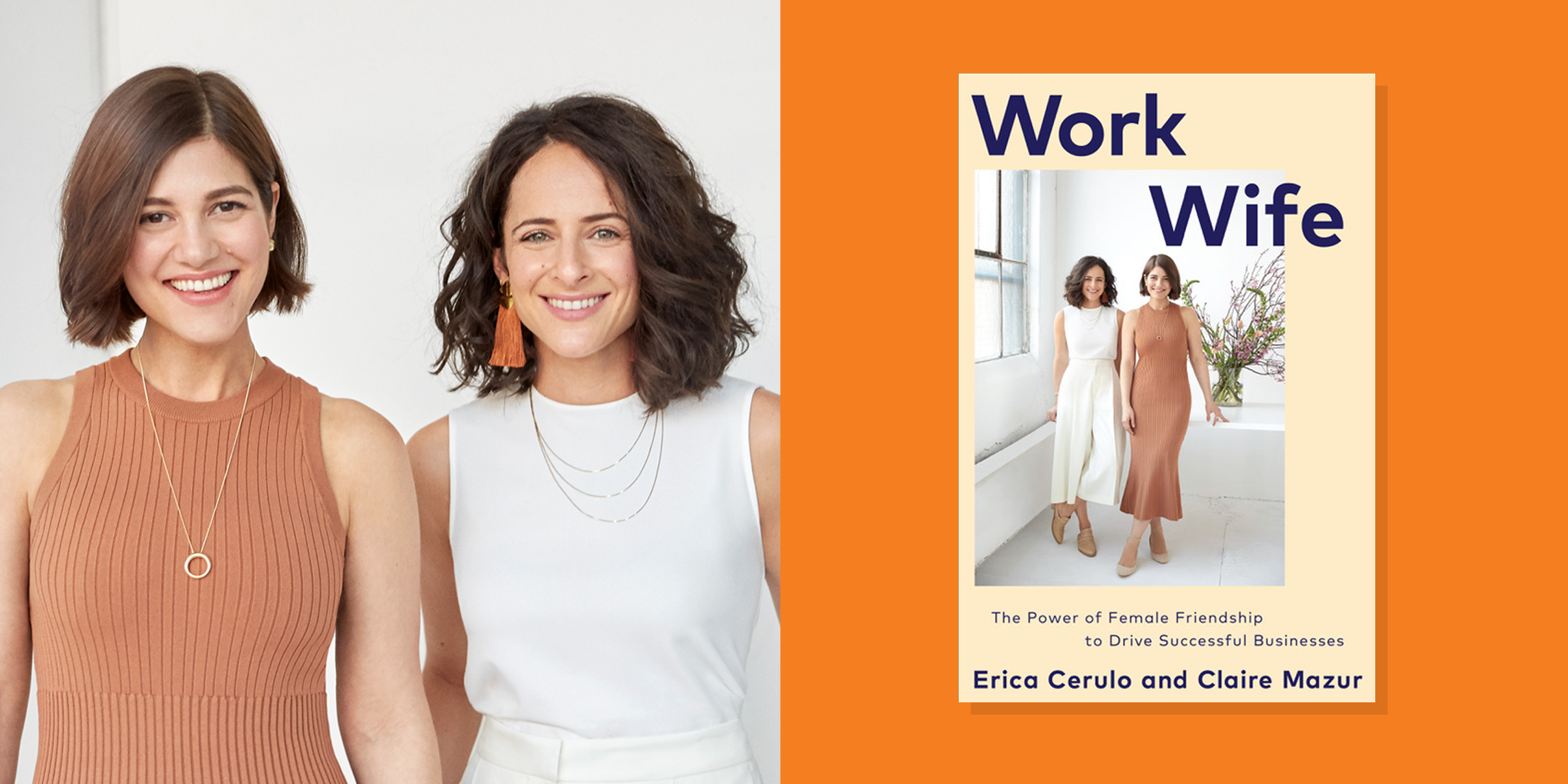 'Work Wife':  Finally, a Guide to Working With Your Best Friend