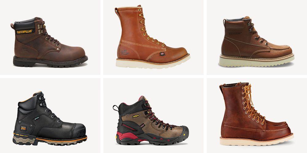 10 Best Work Boots 2019 | Steel Toe Boots