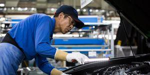 Toyota Motomachi Factory Tour