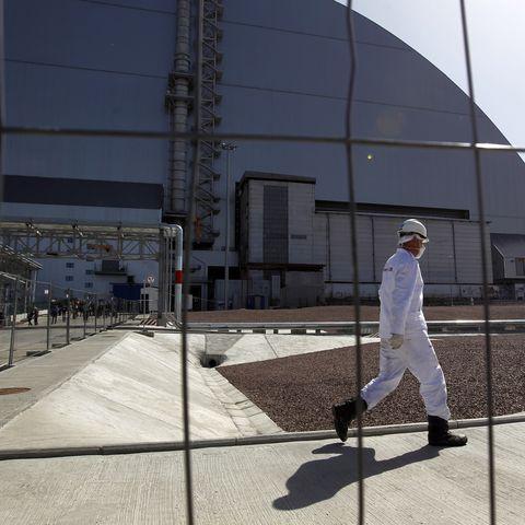 33-я годовщина Чернобыльской ядерной катастрофы