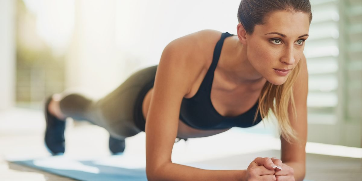 4 Core Workouts You Can Do at Home in 5 Minutes Flat