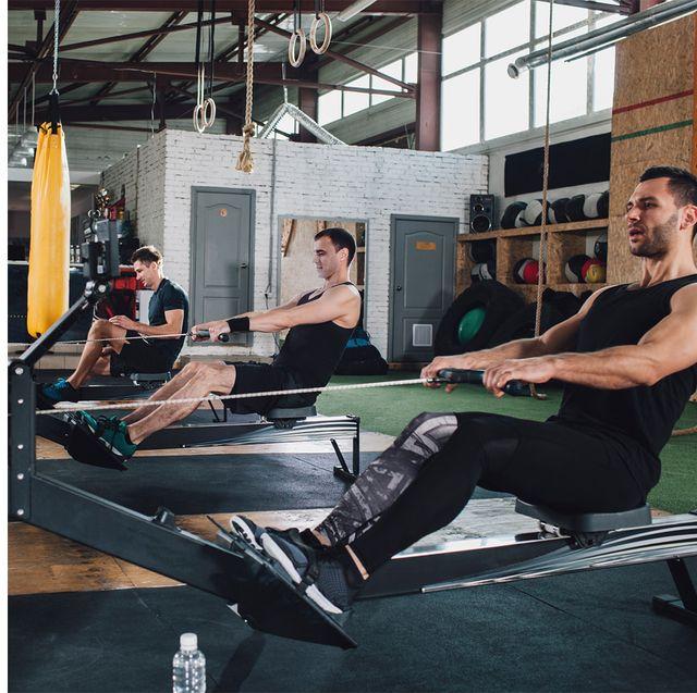 Physical fitness, Arm, Leg, Shoulder, Strength training, Room, Exercise, Abdomen, Gym, Joint,
