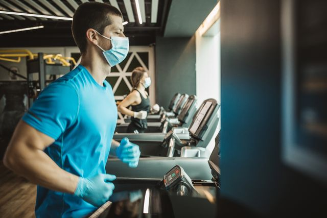 gyms reopening