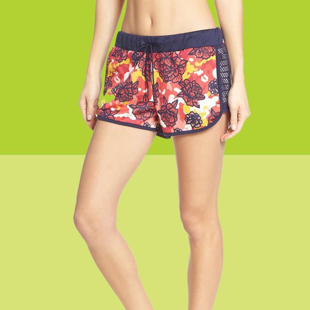 workout shorts nordstrom sale