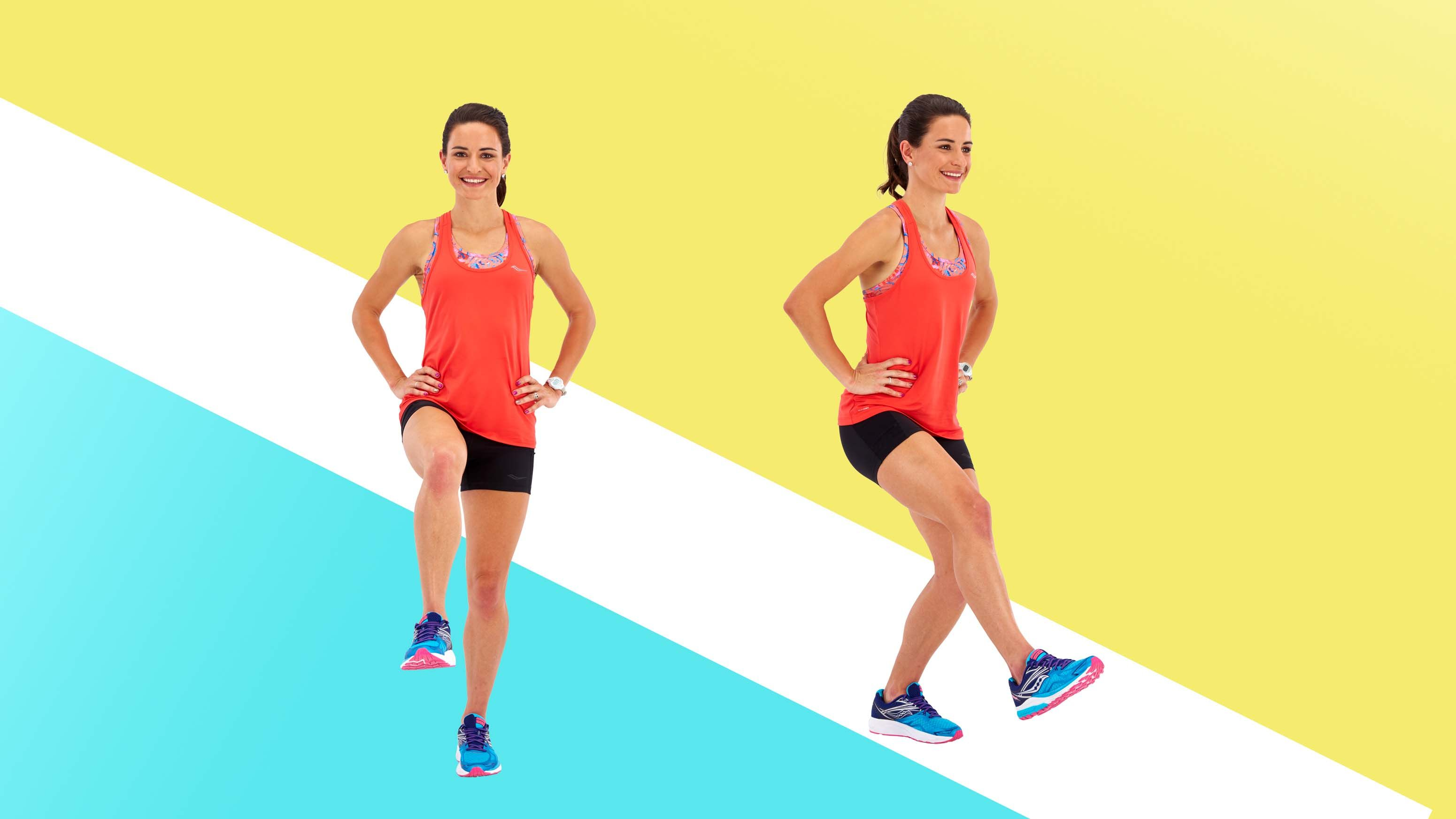 Get stronger and avoid injury with this postrun stability workout