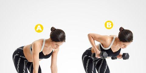 Human leg, Shoulder, Elbow, Sleeveless shirt, Sportswear, Waist, Joint, Standing, Physical fitness, Chest,