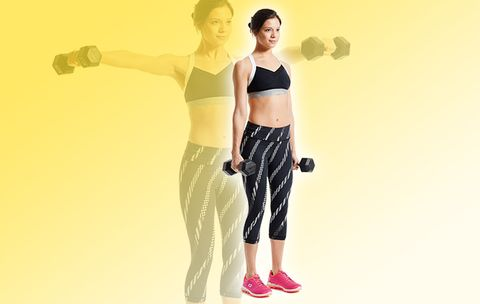 4 Fun Moves to Sculpt Your Upper Body Like Whoa