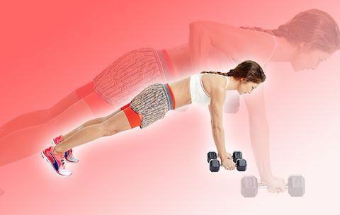The Only 4 Moves You Need to Sweat Your Ass Off in 15 Minutes