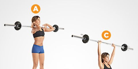 Arm, Weights, Leg, Exercise equipment, Physical fitness, Human leg, Chest, Chin, Shoulder, Exercise,