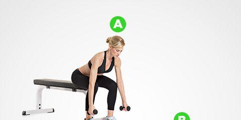 Footwear, Leg, Human leg, Shoulder, Elbow, Exercise, Joint, Exercise equipment, Physical fitness, Knee,