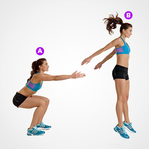 Image result for Squat jump pictures