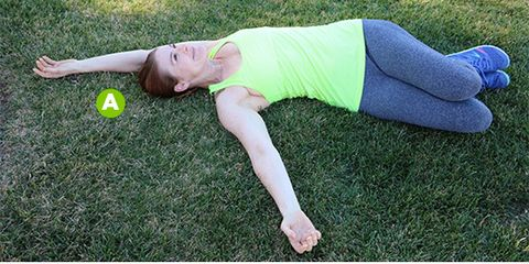 workout for back pain