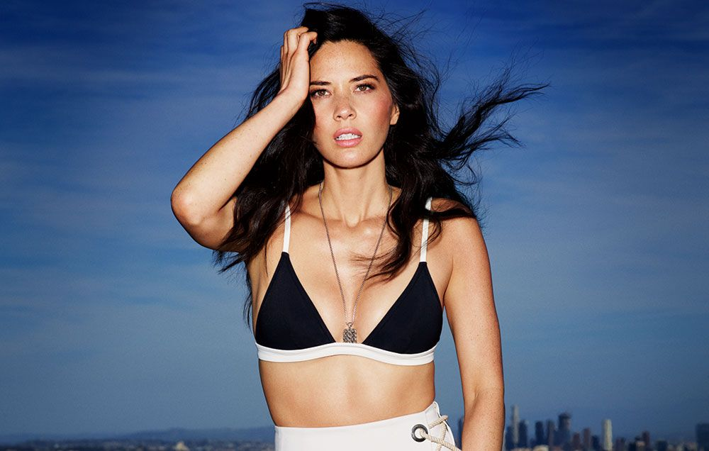 The 20-Minute Workout That Whipped Olivia Munn into 'X-Men' Shape