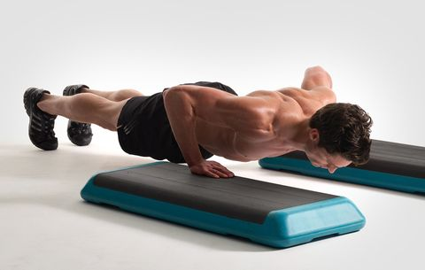 The Pushup Workout that Crushes Your Chest | Men's Health